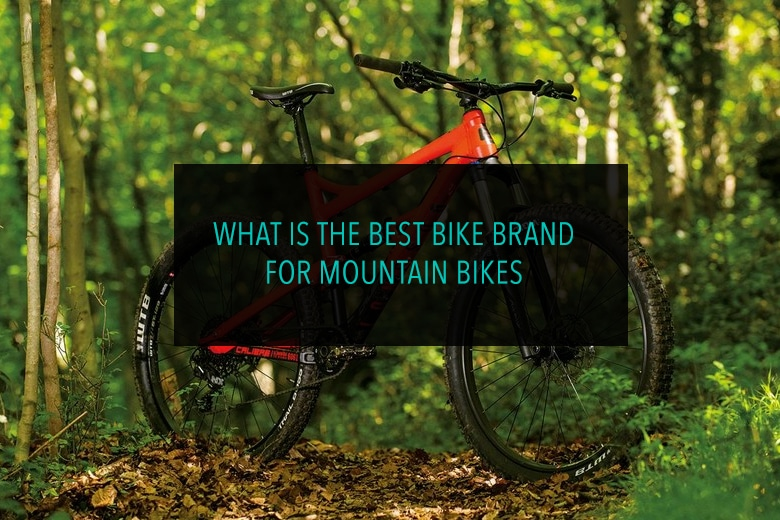 Bike Brands for Mountain Bikes