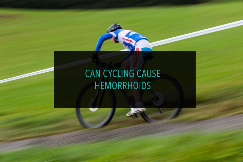 Can Cycling Cause Hemorrhoids