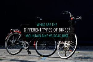 Different types of bikes1