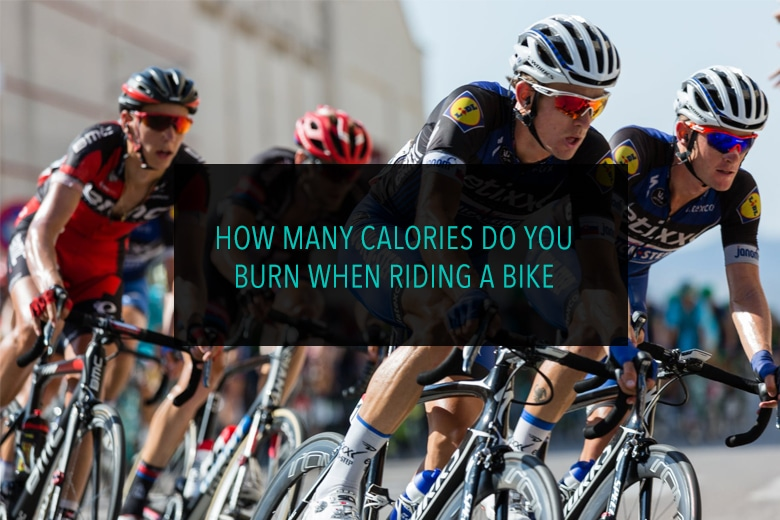 How Many Calories Do You Burn When Riding a Bike