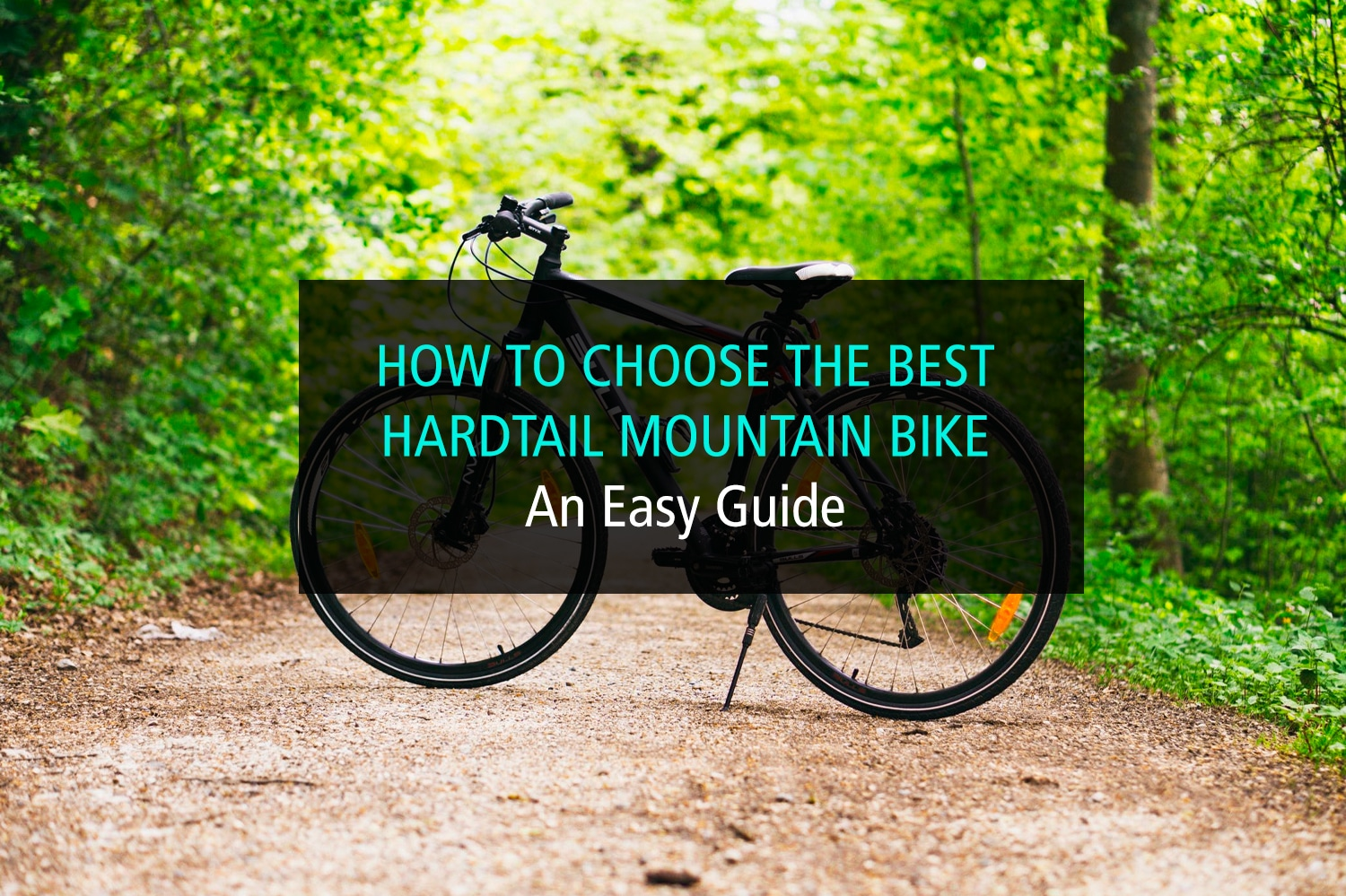 How to choose the best hardtail mountainbike