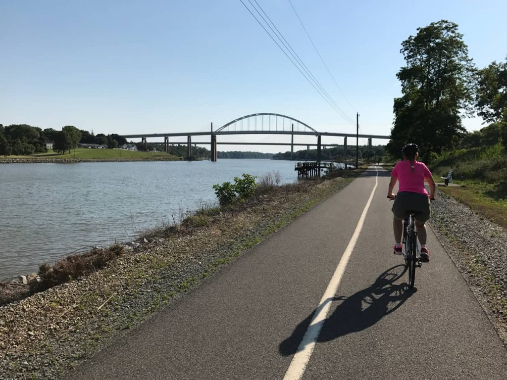 Chesapeake and Delaware Canal Trail