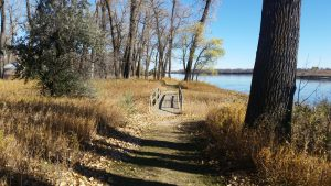 Cross Ranch State Park - National Recreation Trails Database