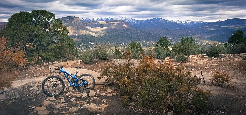 Horse Gulch Mountain Biking Trail, Durango
