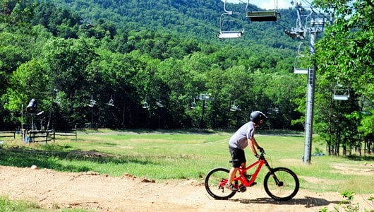 Massanutten Mountain Bike Park