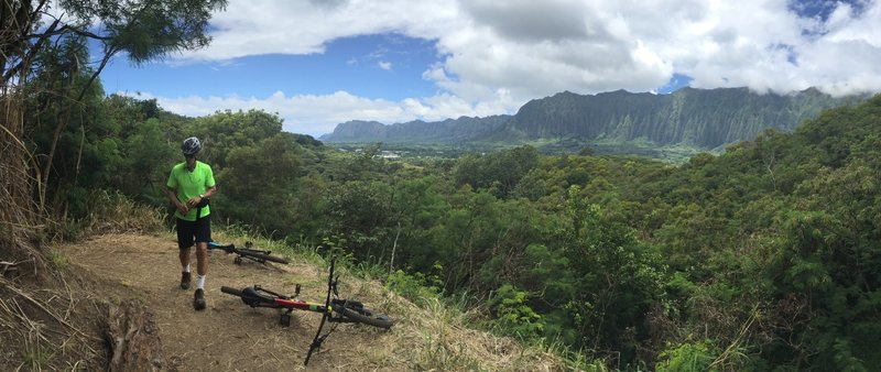 Ohana Mountain Biking Trail