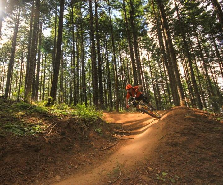 Post Canyon Mountain Bike Trails - Ride with GPS