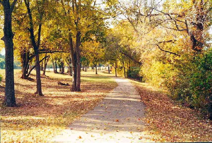 Red River Bicycle Trail