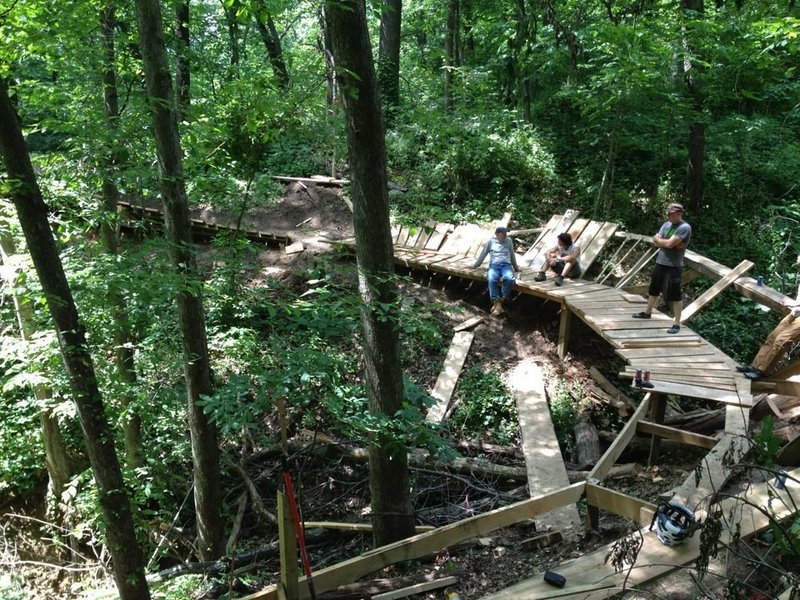 Sunderbruch Park Trails