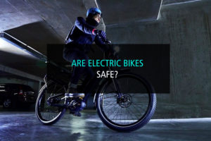 Are Electric Bikes Safe - WP