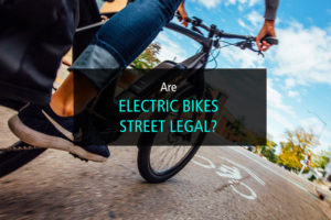 Are Electric Bikes Street Legal - WP