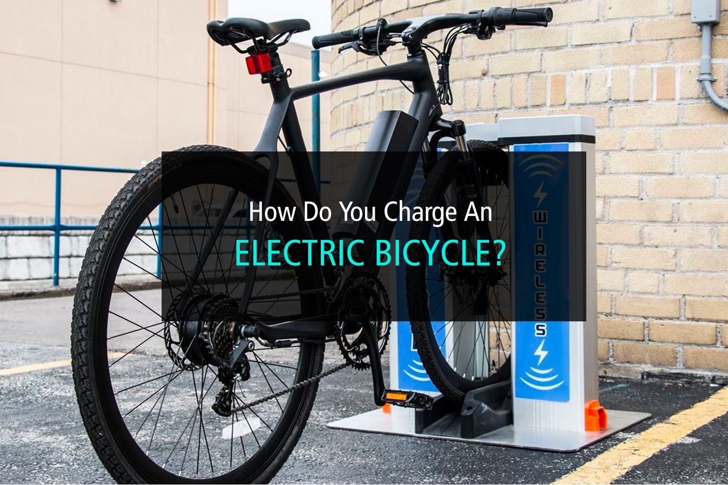 How Do You Charge An Electric Bicycle - WP